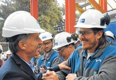 Macri prepara su reforma laboral con el petr�leo como caso testigo