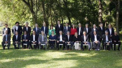 Macri eval�a reducir la cantidad de ministros con la definici�n de candidatos