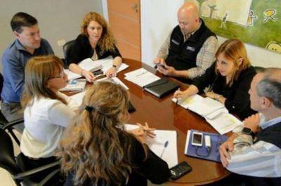 Salud e Infraestructura definen un plan integral de obras sanitarias
