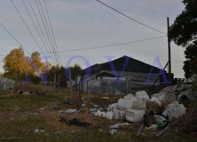 El drama de los residuos y desechos t�xicos