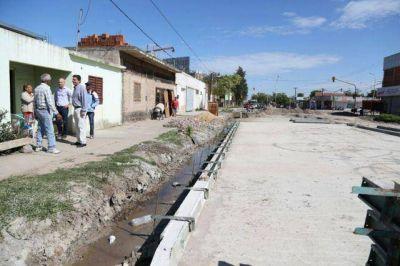 """""""El pavimento de avenida Edison será inaugurado en la segunda quincena de noviembre"""", confirmó Capitanich"""