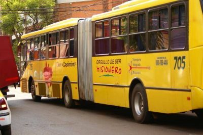 Paro de transporte: la Municipalidad aclaró que se abonó el subsidio