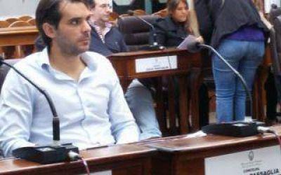 San Nicolás: Manuel Passaglia asumió como intendente interino