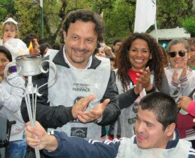 Gustavo Sáenz participó en la 27° edición de la