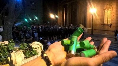 Rosario: varios heridos por incidentes en el Encuentro de Mujeres