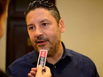 Gustavo Men�ndez: �No puede cerrar ninguna ecuaci�n econ�mica con gente afuera�