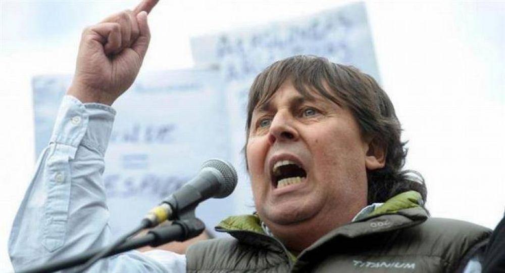Pablo Micheli denunció que policías le apuntaron a su hijo de 12 años en Junín