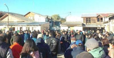 Los trabajadores municipales rechazan bono de fin de año