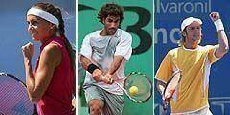 Otra buena jornada de los argentinos en el US Open