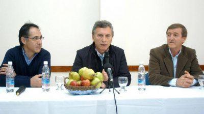 La alianza Cambiemos toma impulso en Río Negro