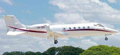 El avión en el que vino el gobernador del Chaco a FEDEMA involucrado en un caso de narcotráfico