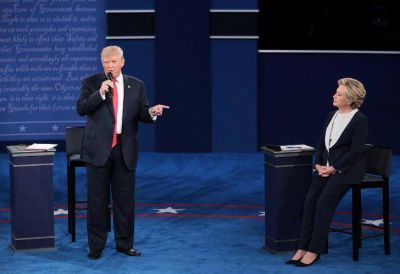 Clinton vs Trump: �Qui�n gan� el segundo debate presidencial?