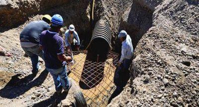 El municipio gestiona fondos para obras en Chalet y San Lorenzo