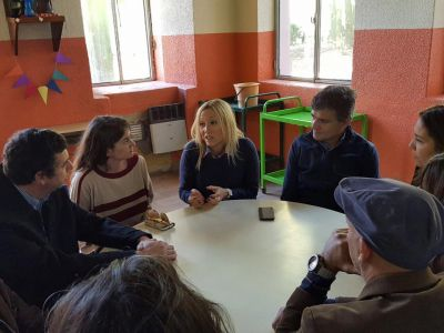 """Mónica López: """"Las mujeres tenemos que impedir que elijan mujeres a dedo sin pasado en la política"""""""