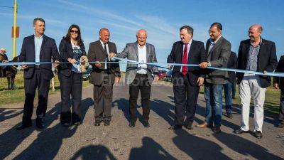 Lifschitz confirm� la pavimentaci�n de la ruta 69s hasta la ruta 34