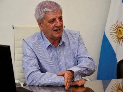 Andreotti: �Todo lo que hagan Naci�n y Provincia para mejorar la seguridad, bienvenido sea�