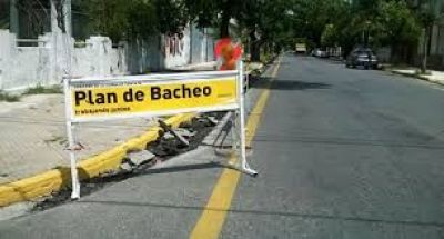 La Nación autorizó al Municipio a tomar el crédito para bacheo