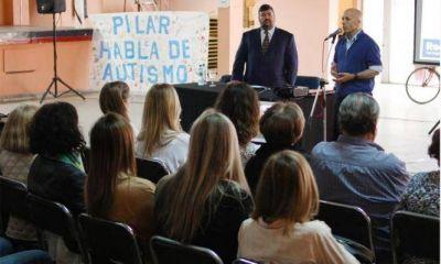 Antes de fin de a�o prometen abrir en Pilar una cl�nica para pacientes con autismo