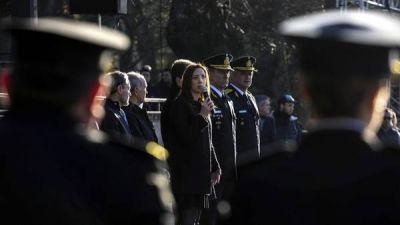 María Eugenia Vidal le saca poder a la policía bonaerense y le entrega el manejo de los gastos a un civil