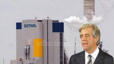 Habría acuerdo con Uruguay para informar si Botnia contamina o no