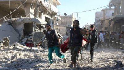 El desesperado pedido de Médicos Sin Fronteras para poder entrar a Aleppo
