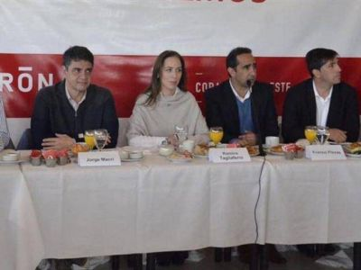 Cambiemos sum� cuatro intendentes Peronistas