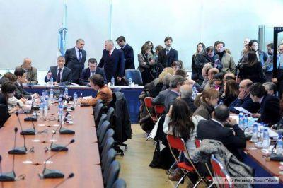 Tres ministros cierran la ronda de consultas sobre el Presupuesto