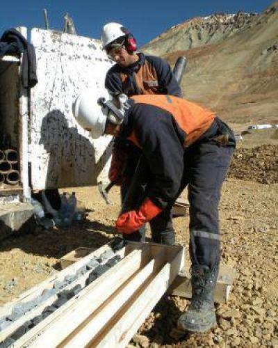 Hay tres empresas detrás de las áreas mineras del IPEEM