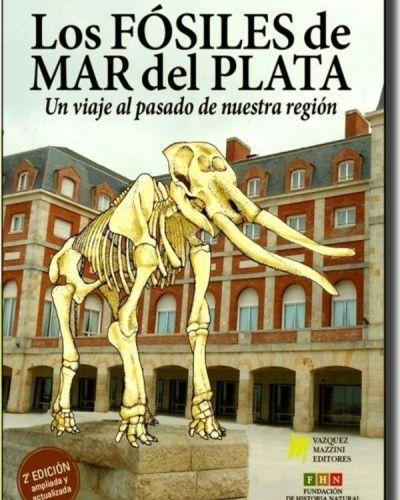 """Feria del Libro: presentan libro """"Los Fósiles de Mar del Plata"""""""