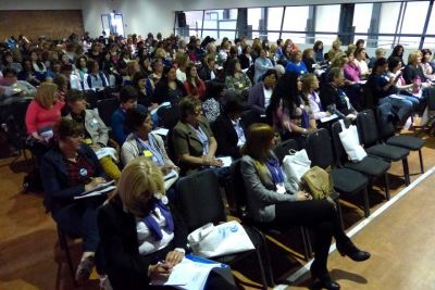 Concluy� en Rosario el 70� Congreso Nacional de las Mujeres Bautistas