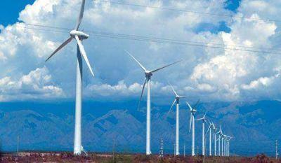 Facilitan la importación de equipos de energía eólica