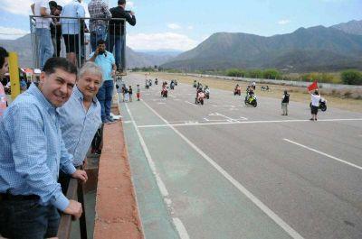 Casas y Bosetti compartieron con el p�blico la 7� y 8� fecha del Campeonato Argentino Superbike