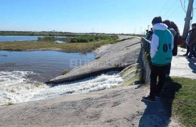 Incorporan un circuito educativo para conocer las obras hídricas