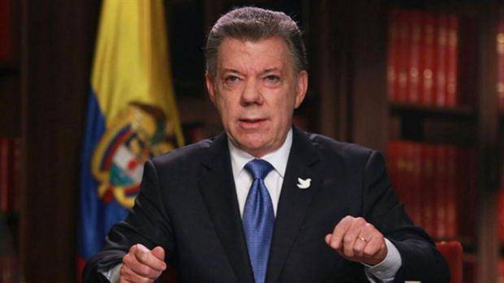 El gobierno colombiano y la guerrilla del ELN iniciarán negociaciones de paz
