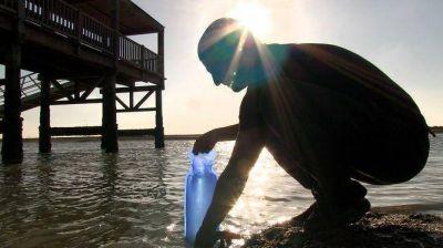 Desarrollan bolsas de pl�stico para la desinfecci�n de agua a bajo coste