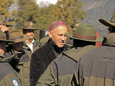 Bergman quiere revisar contratos en Parques Nacionales