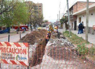 Con una inversi�n de casi un mill�n de pesos: Agua Potable de Jujuy culmin� importantes obras en Barrio Chijra