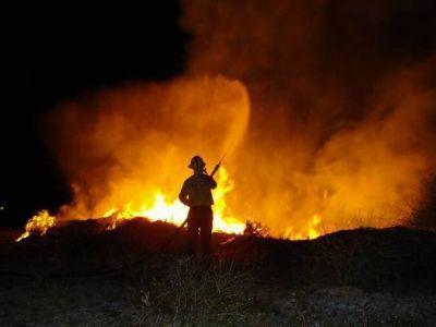 Anticipan complicada temporada de incendios forestales en la regi�n