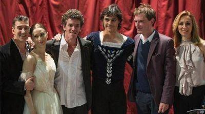 """Julio Bocca dijo que """"falta apoyo"""" para la compañía de ballet del Teatro Colón"""
