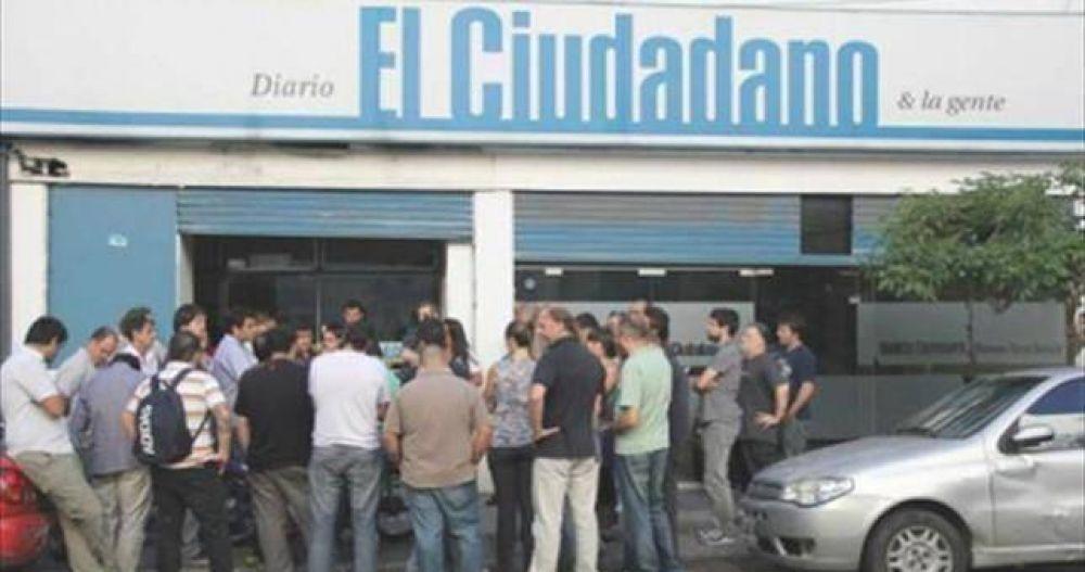 Cierra el diario rosarino El Ciudadano y despide sus 82 trabajadores