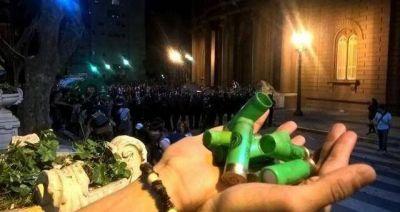 La CTA Autónoma repudió la represión en el Encuentro de Mujeres