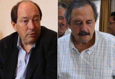 Ricardo Alfonsín apuntó contra la falta de
