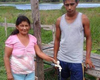 Plan Aguas: m�s de 90 mil correntinos se beneficiaron en tres a�os