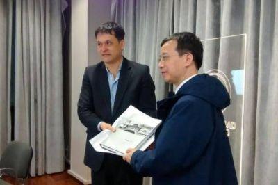 Rosario profundiza lazos con Shanghai
