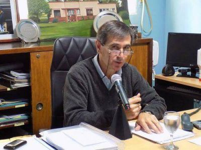 Harispe quiere dotar a la comuna de tierras disponibles para proyectos