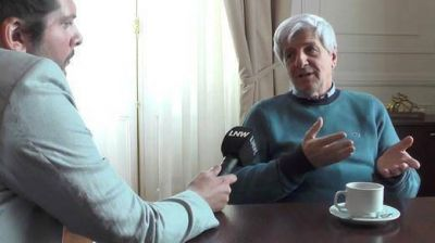 Luis Andreotti: �Nosotros fuimos muy perjudicados en el gobierno anterior�