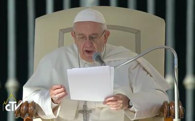 El Papa pide un alto el fuego en Siria