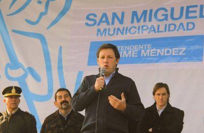 El intendente de San Miguel oficializ� su pase a Cambiemos