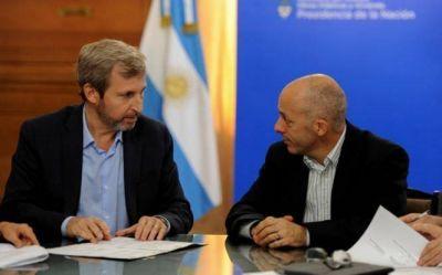 Rogelio Frigerio llega a Pilar con promesas de obras