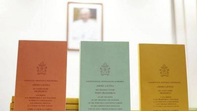 Recepción de «Amoris laetitia», fermento creativo de una Iglesia en diálogo